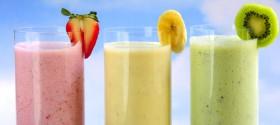 Beliebte Zutaten für Frucht-Smoothies