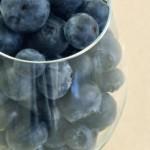 Nektarine-Petersilie-Blaubeere-Salat – Green Smoothie Rezept
