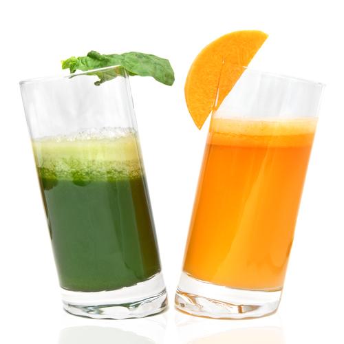 Entschlacken & entgiften mit Green Juices