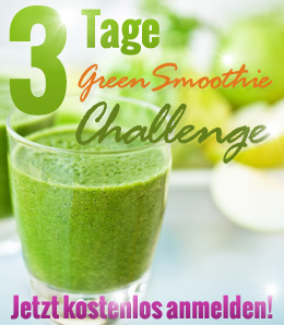 3 Tage Green Smoothie Challenge