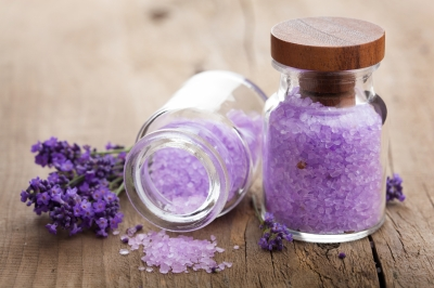 Bade-Salz selbst hergestellt