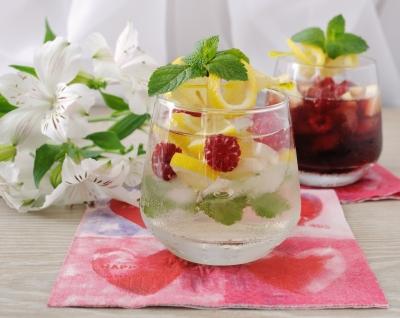 Kühler Sommer-Drink